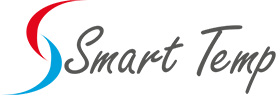A Smart Temp title logo.