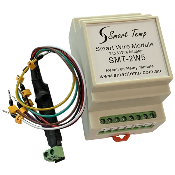 A Smart Temp wire module.